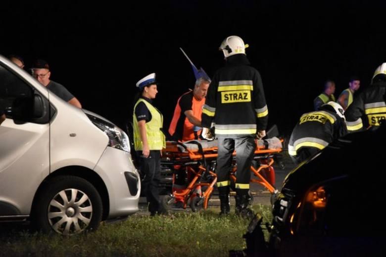 Wypadek na lotnisku w Pile podczas drugiego dnia imprezy Air Moto Show. Motocyklista wyjechał w holowany szybowiec. Do zdarzenia doszło w sobotę około