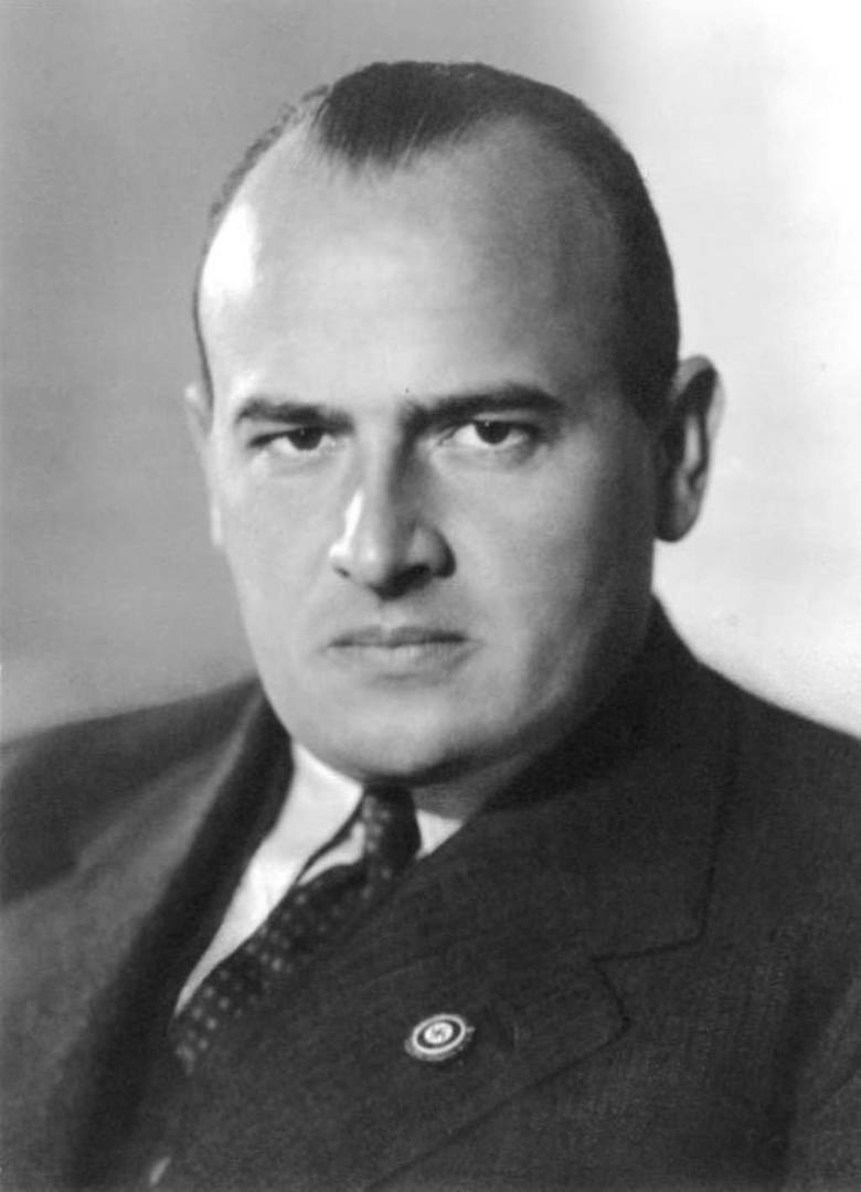 Generalny gubernator Hans Frank