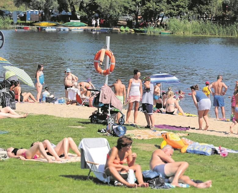 Choć do Szczecina zawitały upały, na kąpielisko miejskie będziemy mogli wybrać się dopiero w połowie przyszłego miesiąca. Tylko Arkonkę otworzą wcześniej.Pod