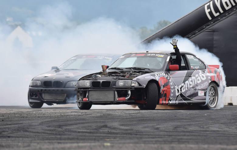 Główną atrakcją Lo-Stark Speedland były zawody Drift Show Series. Ale innych atrakcji dla widzów nie brakowało. Dopełnieniem motoryzacyjnego show były