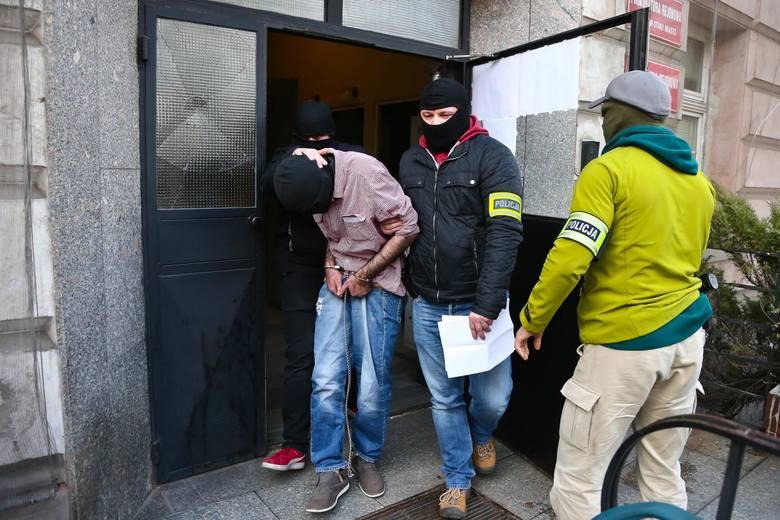 Muhamet E. został dziś przesłuchany przez prokuratora