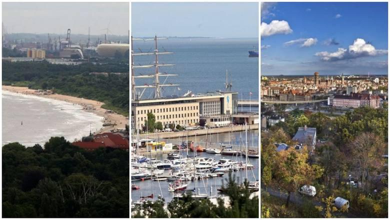 Punkty widokowe w Trójmieście. Miejsca w Gdańsku, Gdyni i Sopocie, które trzeba odwiedzić. Na które punkty widokowe warto się wybrać?