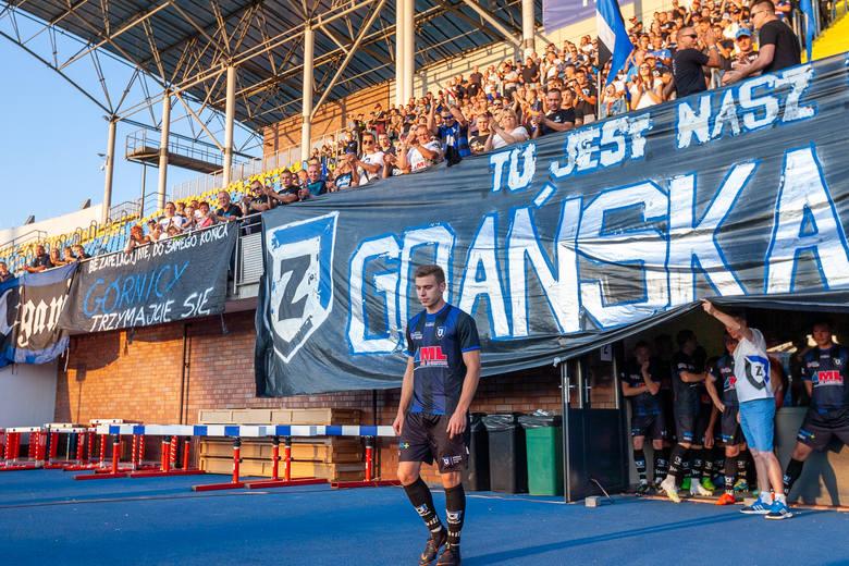 Zawisza Bydgoszcz zaprezentował się swoim kibicom. Impreza miała miejsce na stadionie przy ul. Gdańskiej. W czwartek pierwszy mecz niebiesko-czarnych