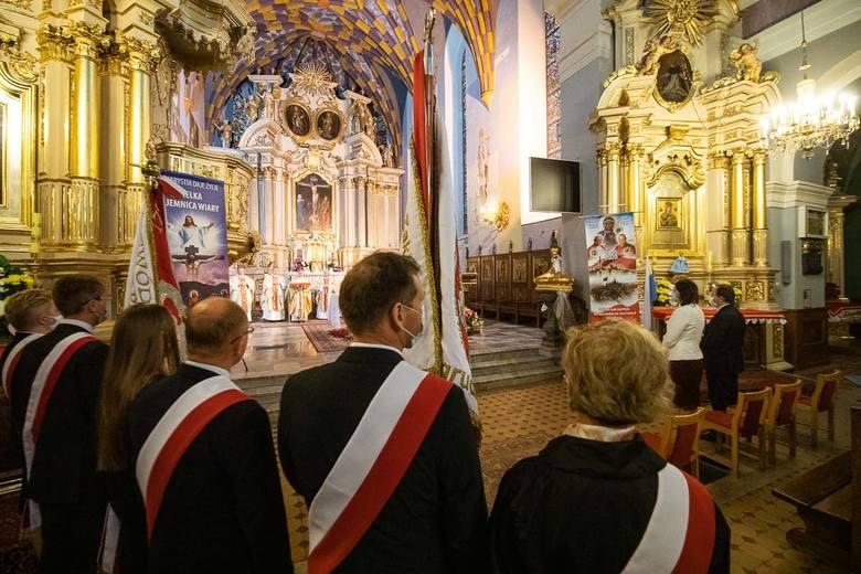 27 maja to Dzień Samorządu Terytorialnego. W Rzeszowie odbyła się msza św. w intencji podkarpackich samorządowców. W nabożeństwie uczestniczyli członkowie