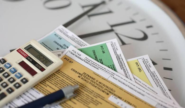 2. Błędny identyfikator podatkowy.W pierwszej pozycji (lub w przypadku zeznań składanych wspólnie przez małżonków – w pierwszych dwóch pozycjach) zeznania