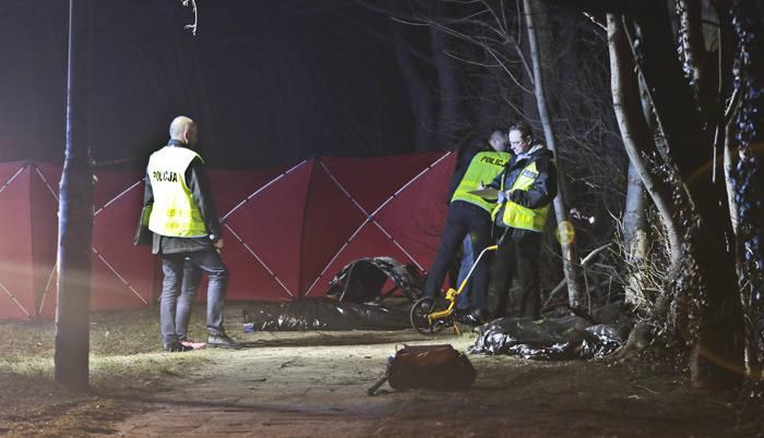 Wypadek na ul. Słowackiego w Zielonej Górze