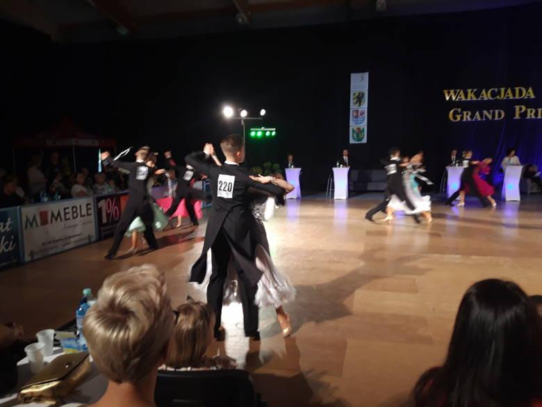 Trzy godziny tanecznych popisów podczas finału Tanecznej Wakacjady w Kobylnicy