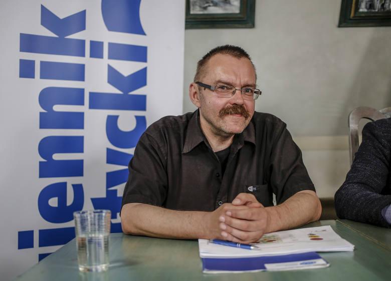 Piotr Dwojacki (1967-2017)