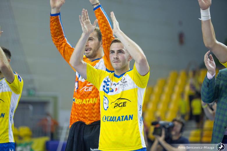 Oceniamy piłkarzy ręcznych PGE VIVE Kielce po meczu z IFK Kristianstad. Debiutant najlepszy