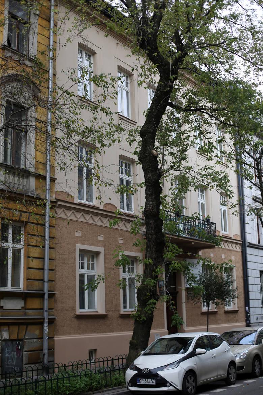 Kamienica przy ulicy Zyblikiewicza 14