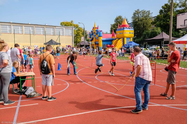 Wielu białostoczan spędziło ostatni weekend na festynach zorganizowanych przez rady osiedli oraz prezydenta Białegostoku. Cztery pikniki odbyły się na