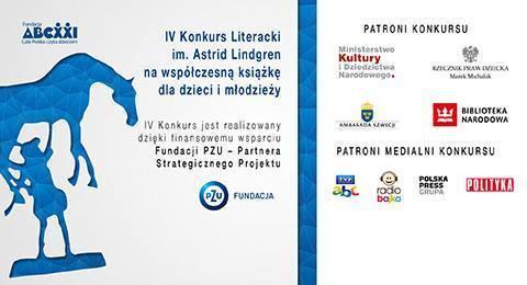 Trwa Konkurs Literacki im. Astrid Lindgren. Wciąż można przesyłać zgłoszenia!