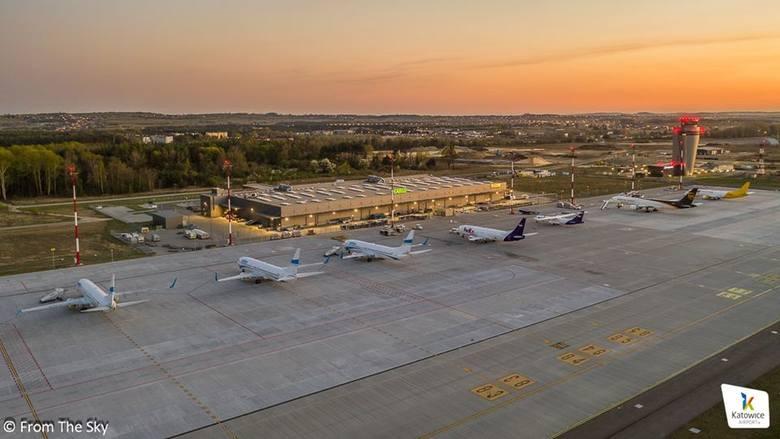 Lotnisko w Pyrzowicach. Zakaz lotów międzynarodowych został przedłużony do 6 czerwca.