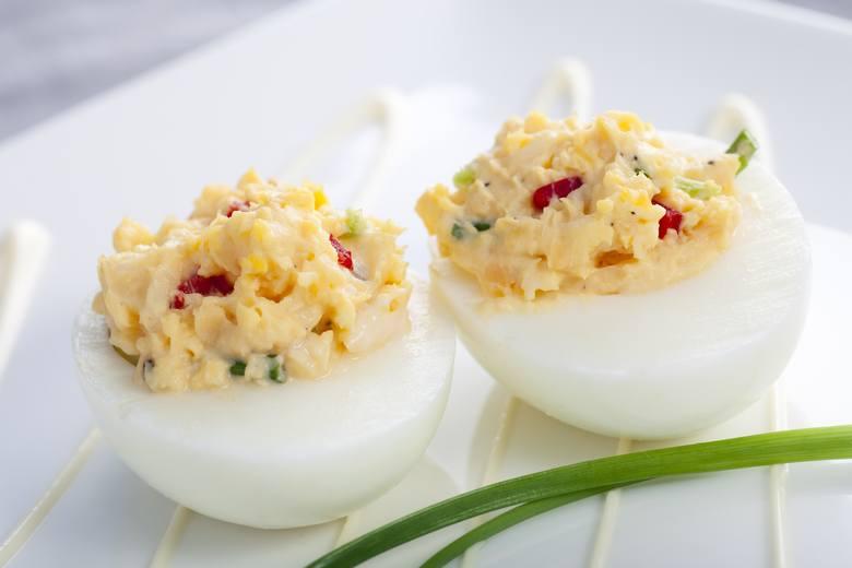 Potrawy Z Jajek Gotowanych