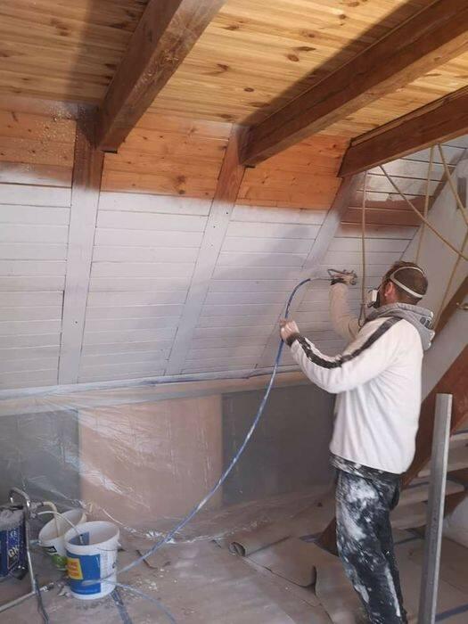 Wykończenia wnętrz, usługi budowlano-remontowe