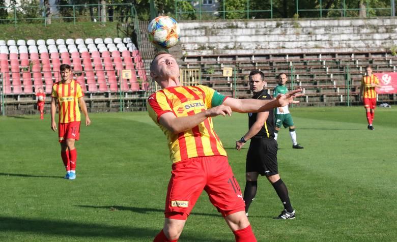 Rezerwy Korony Kielce grają o fotel lidera. W środę o godzinie 16 mecz z Podlasiem Biała Podlaska