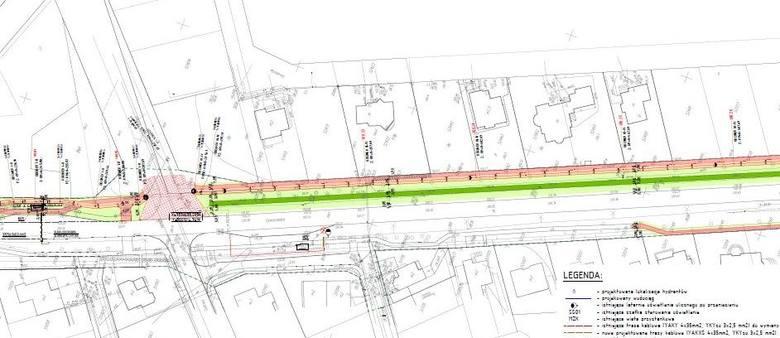 Ostrołęka. Budowa chodnika i ścieżki rowerowej przy Goworowskiej. Na przetarg wpłynęły cztery oferty. Zdjęcia