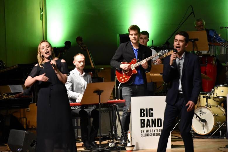 """Filharmonia Zielonogórska, 21 maja 2019 r. Koncert """"All That Jazz"""" z okazji 15-lecia kierunku Jazz i Muzyka Estradowa w Instytucie Muzyki Uniwersytetu"""