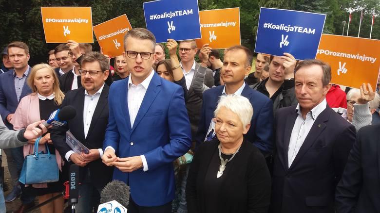 Koalicja rozpoczyna kampanię. Olgierd Geblewicz szefem sztabu wyborczego