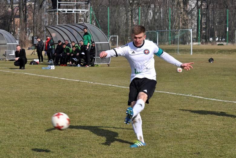 24.03.2018, II liga: Garbarnia - ROW 1964 Rybnik (1:3)