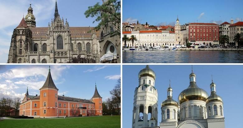 """Cracovia. Międzynarodowe towarzystwo. Zobaczcie rodzinne miasta piłkarzy """"Pasów"""" [ZDJĘCIA]"""