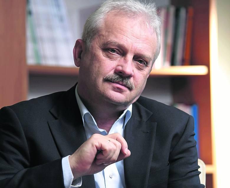 psycholog prof. Bogdan Wojciszke, specjalista w dziedzinie miłości i władzy
