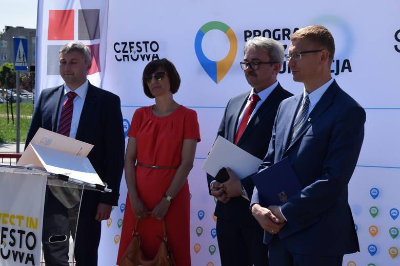 Częstochowa: Remont linii i nowe tramwaje za 200 milionów złotych ZDJĘCIA