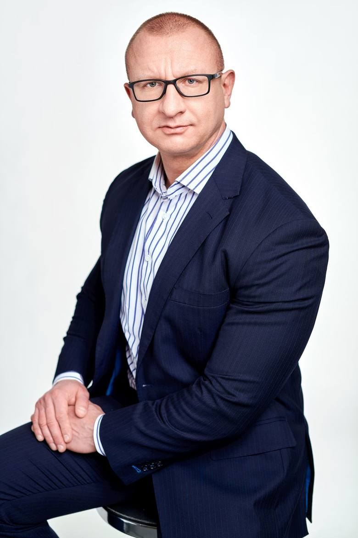 Szymon Mordasiewicz, dyrektor komercyjny Panelu Gospodarstw Domowych GfK Polonia