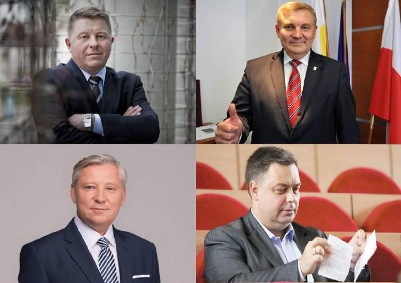 Kandydaci na prezydenta Białegostoku niekoniecznie z list partyjnych (zdjęcia)