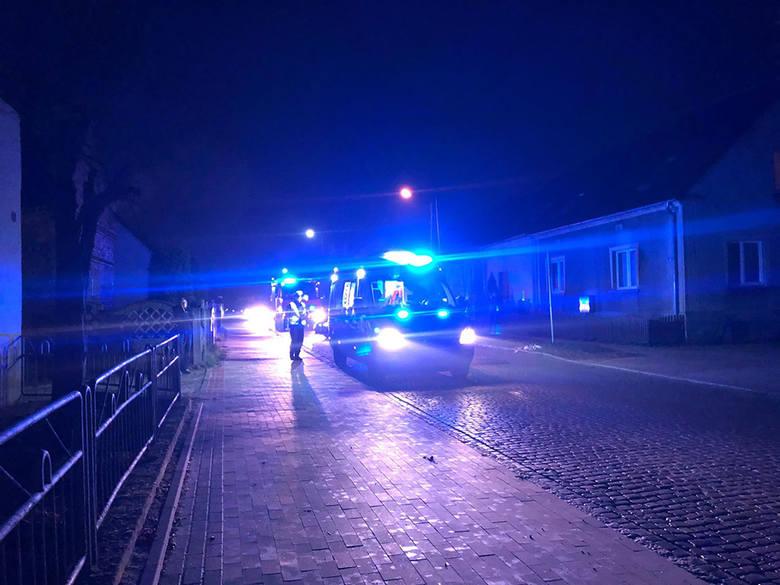 Do potrącenia doszło w piątek, 13 grudnia, na ul. Zielonogórskiej w Zawadzie, dzielnicy Zielonej Góry. Na miejscu wypadku interweniowała zielonogórska