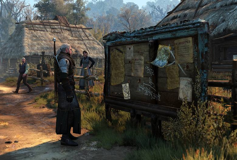 Wiedźmin 3: Dziki GonGeralt uważnie przestudiował wyniki sprzedaż gry Wiedźmin 3: Dziki Gon. Nie był zaskoczony