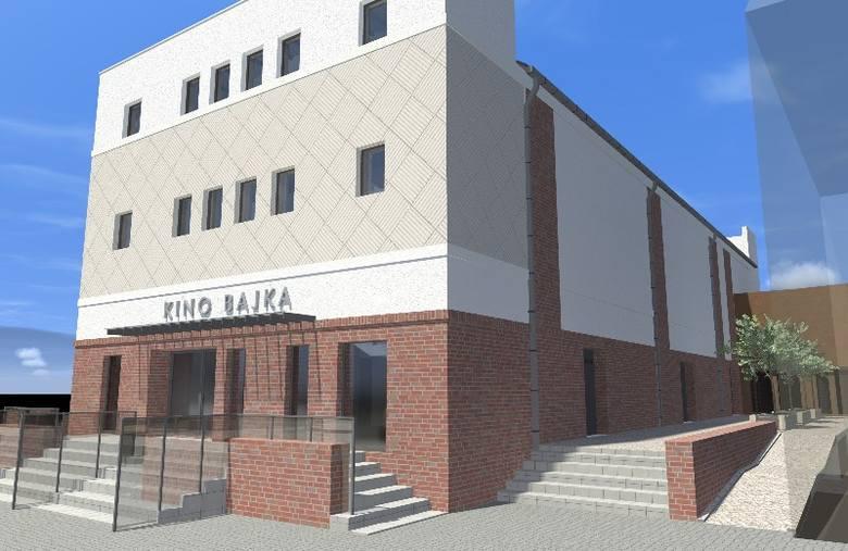 Gmina Kluczbork zaprezentowała nowe wizualizacje kina Bajka. Remont już się rozpoczął.Kilka lat temu władze miasta odkupiły kino Bajka na portalu aukcyjnym.