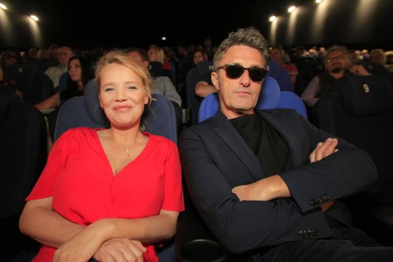 """Konferencja prasowa po pokazie filmu """"Zimna wojna"""" na festiwalu filmowym w Gdyni"""