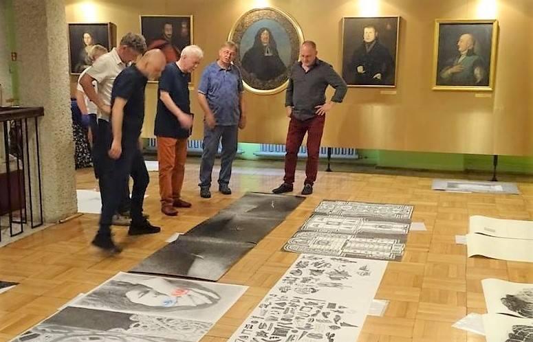 Grand Prix X Triennale Polskiego Rysunku Współczesnego. Wielki sukces krakowskiego artysty Dobiesława Gały