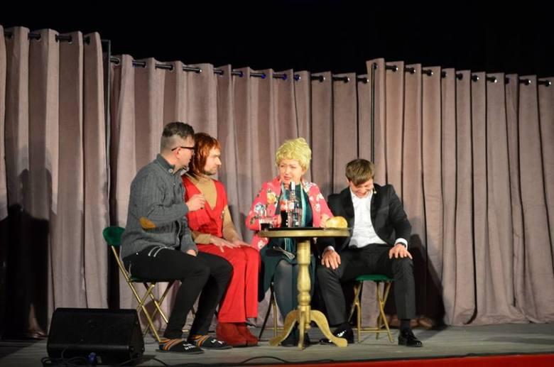 Za nami kolejne ciekawe wydarzenie na scenie Sławieńskiego Domu Kultury.  W niedzielę wystąpił w Sławnie kabaret Jurki.