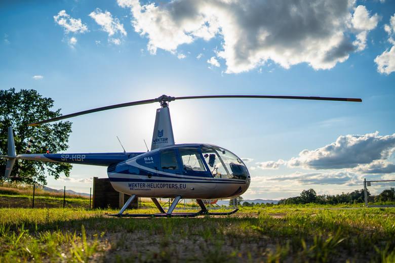WEKTER Helicopters to niezapomniane loty widokowe