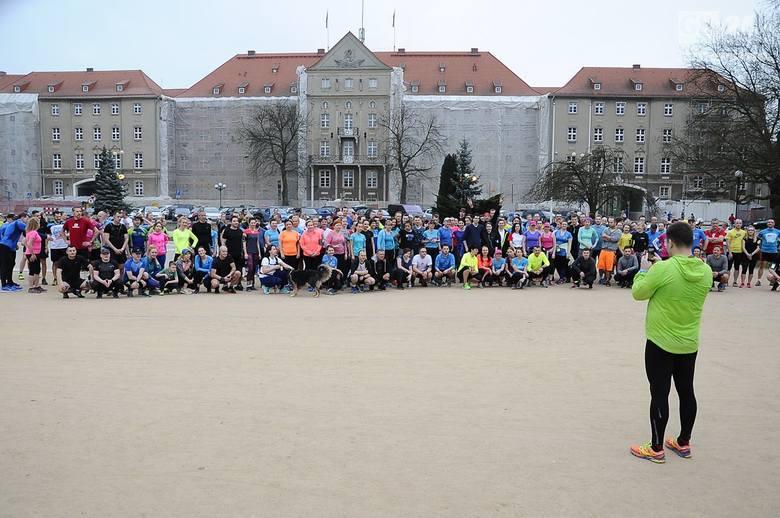 Wieczorne bieganie w Szczecinie vol 127
