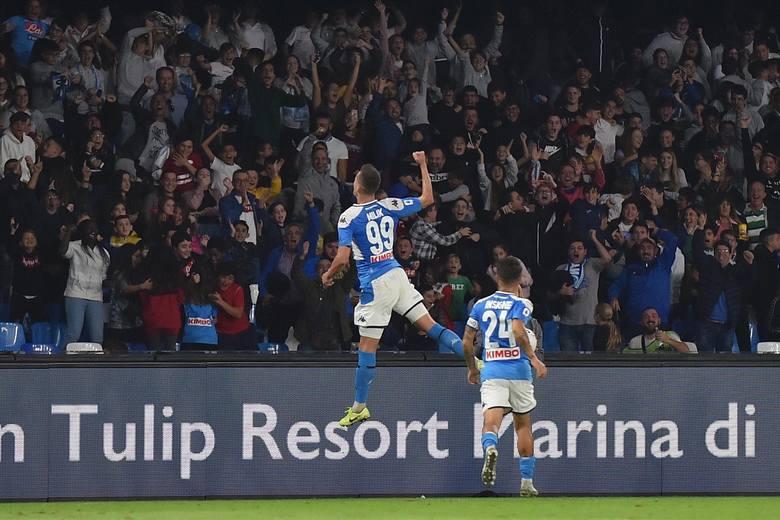 Starcie Romy z Napoli będzie hitem 11. kolejki Serie A.