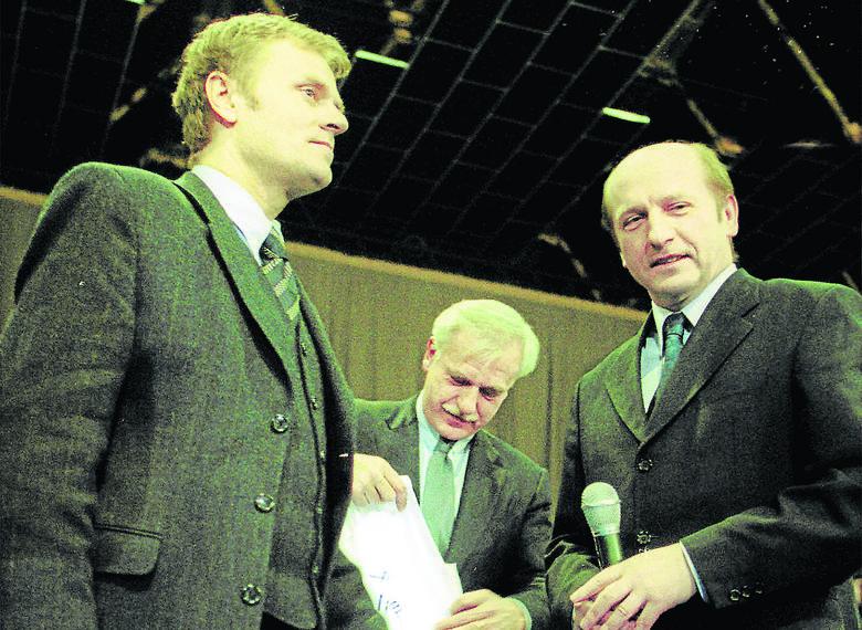 Żaden z założycieli PO nie jest obecny w polskiej polityce