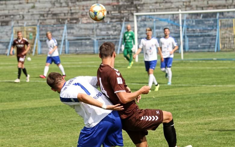 """Garbarnia Kraków. Tak """"Brązowi"""" w Stargardzie zapewnili sobie utrzymanie w II lidze [FILMIK I ZDJĘCIA]"""