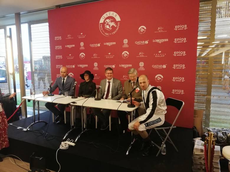 Fazza Al Khalediah - polski koń wygrał we Francji gonitwę, w której główną nagrodą było ponad 2 mln zł