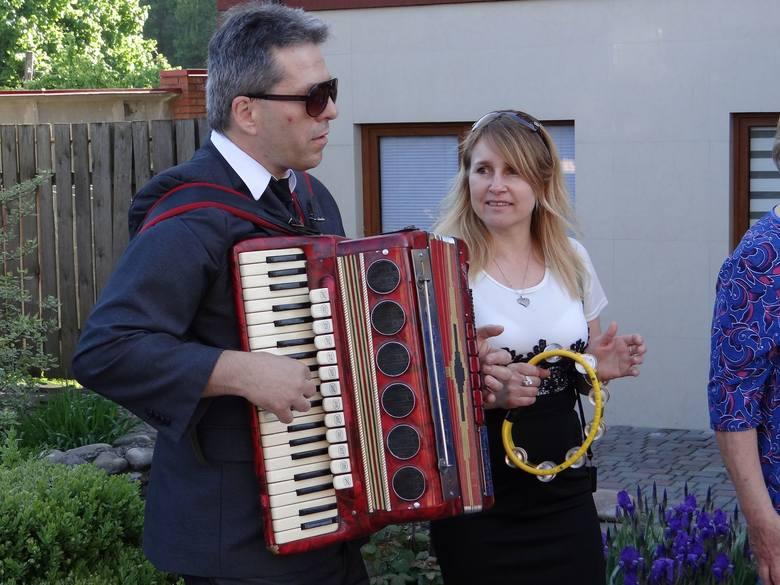Marzena i Jacek Kania - ależ grali!
