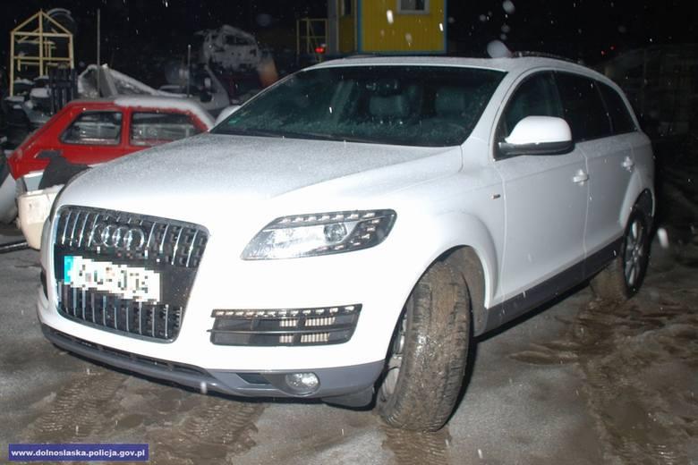Złodzieje samochodów zatrzymani. Policja odzyskała auta warte 600 tys. zł