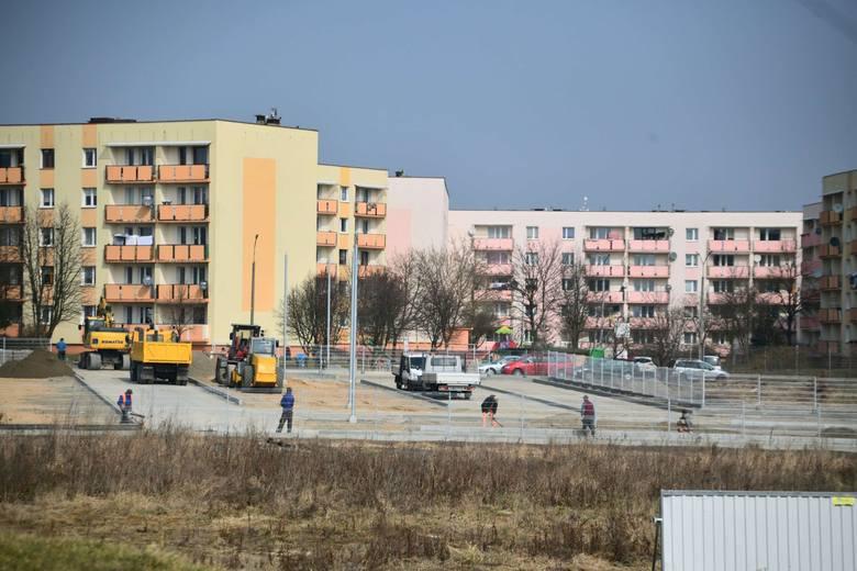 Na osiedlu Południe w Radomiu powstanie kolejny market. Z nieoficjalnych informacji, jakie udało nam się uzyskać, tym razem będzie to Kaufland. Sklep