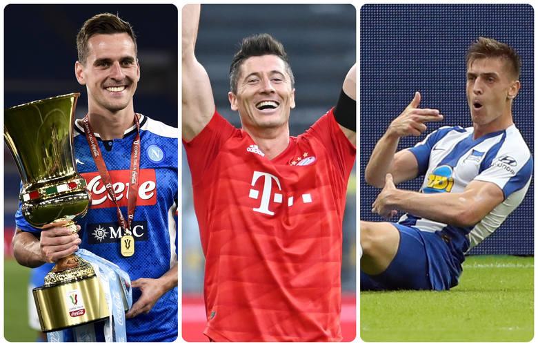 Robert Lewandowski zakończył sezon Bundesligi z dorobkiem 34. bramek, łącznie w tym sezonie strzelił dla Bayernu 51 goli. To jednak nie koniec, bo kolejne