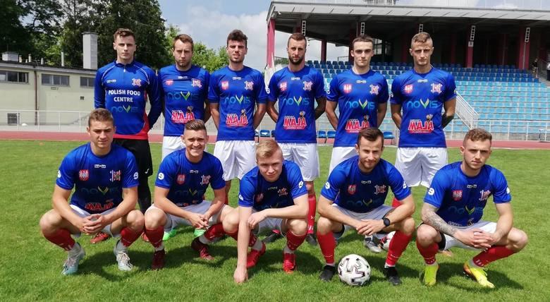 W meczu kontrolnym rozegranym w Sandomierzu trzecioligowa Wisła pokonała Pogórze Pleśnia 5:0 (3:0) Gole strzelili Jakub Mażysz 2, Cezary Charszla, Marcel