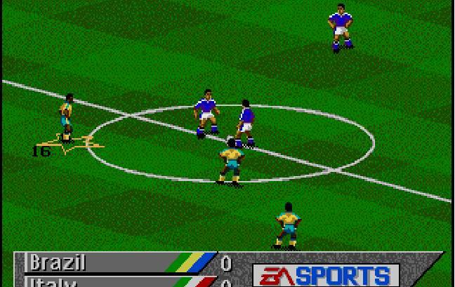 Zaledwie pół roku po premierze FIFA International Soccer EA Sports wydało Fifa Soccer 95. Kanadyjskie studio miało zdecydowanie za mało czasu, by poprawić