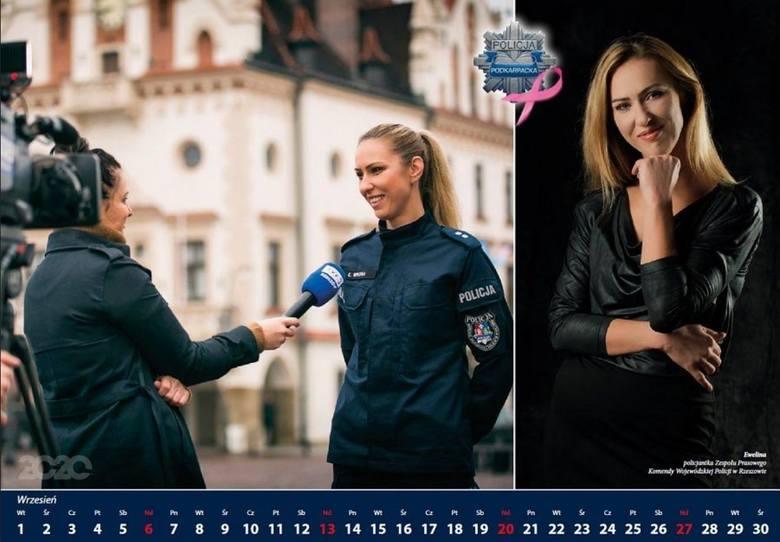 Policjantki w kalendarzu na 2020 rok. Zobacz jak pozowały!