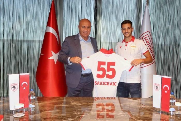 Vukan Savicević odszedł do Turcji. Dał zarobić klubowi