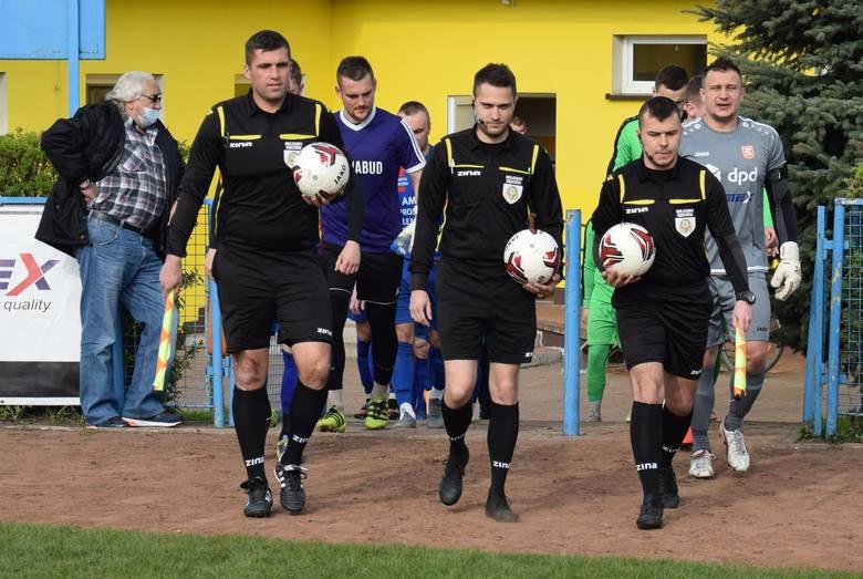 Na dziesięciu meczach bez porażki zakończyła się seria Pogoni Świebodzin w IV lidze